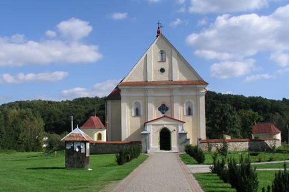 Kościół w Hoczwi