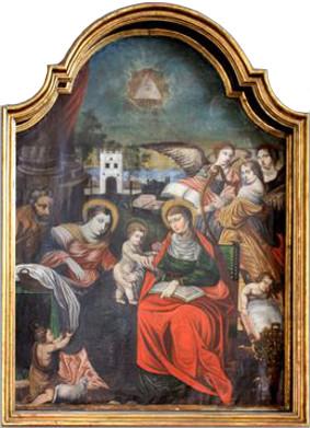 Obraz św. Anny